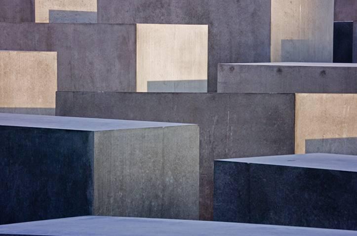 Holocaust Memorial, Berlin, 2006.