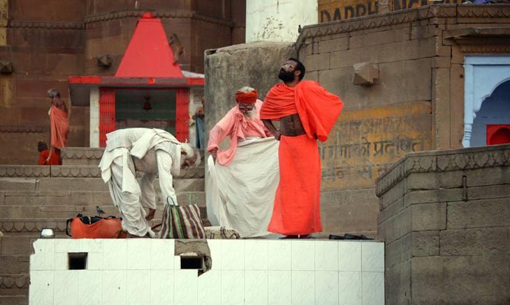 Varanasi, 2005.