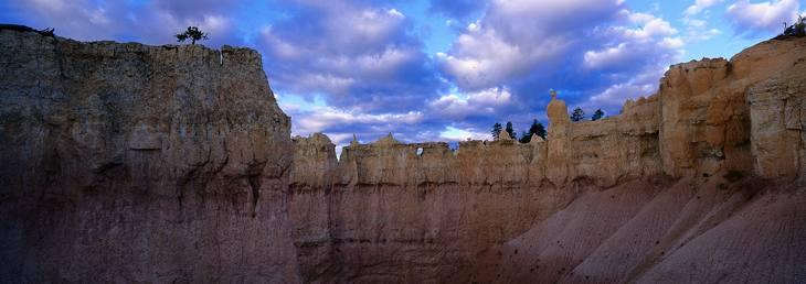 Bryce Canyon, Utah, 2000.