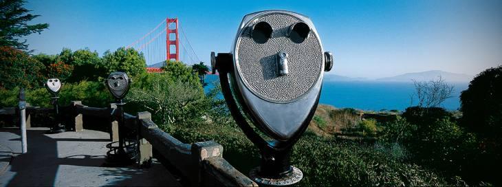 Golden Gate, San Francisco, 2001.