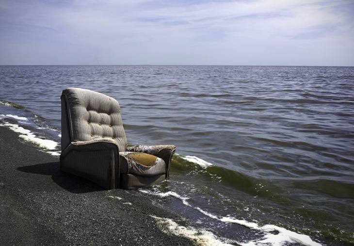 Salton Sea, California, 2010.