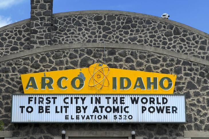City Hall, Arco, Idaho, 2010.