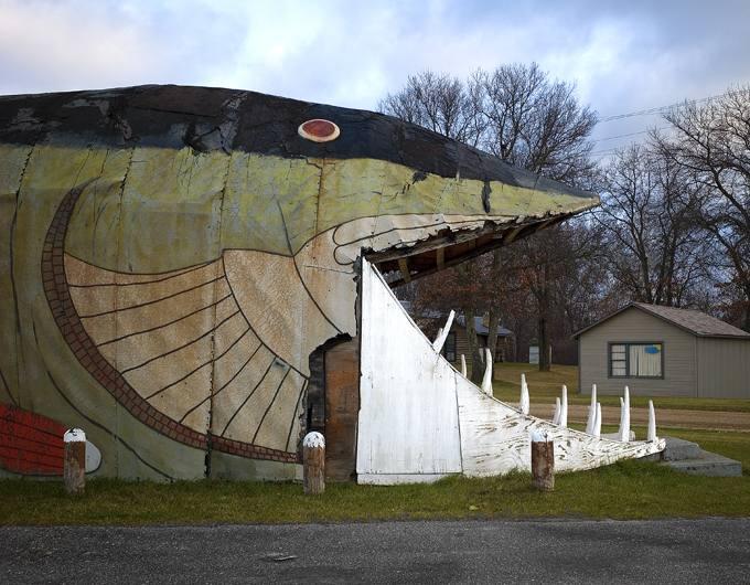 Big Muskie Supper Club, Minnesota, 2007.
