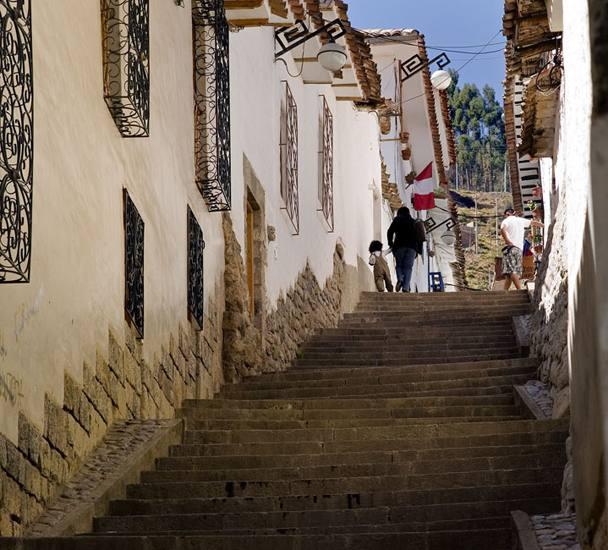 Cusco, Peru, 2007.