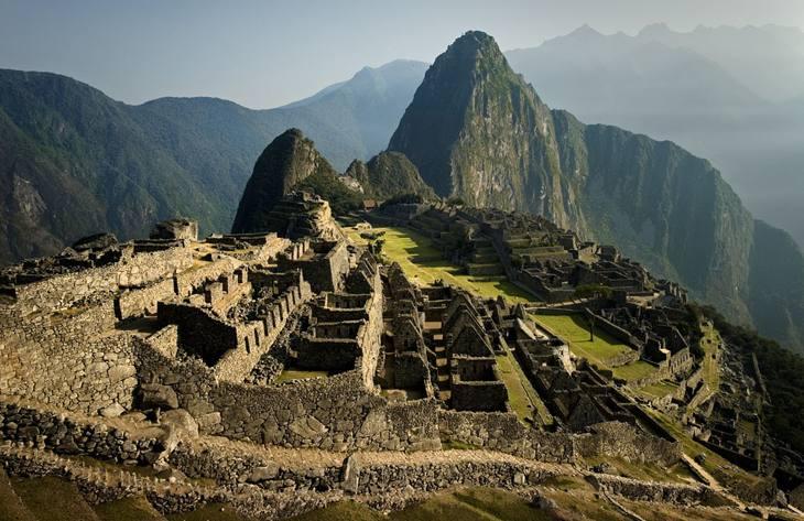 Machu Picchu, Peru, 2007.