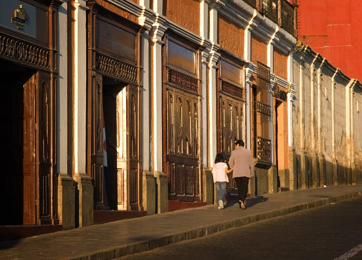 Arequipa, Peru, 2007.