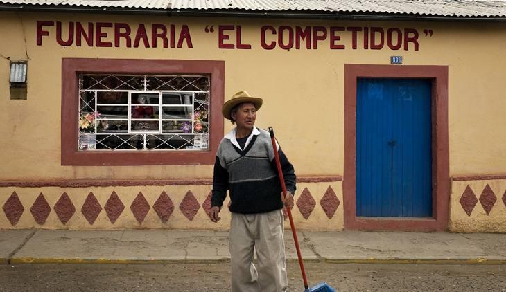 Chivay, Peru, 2007.