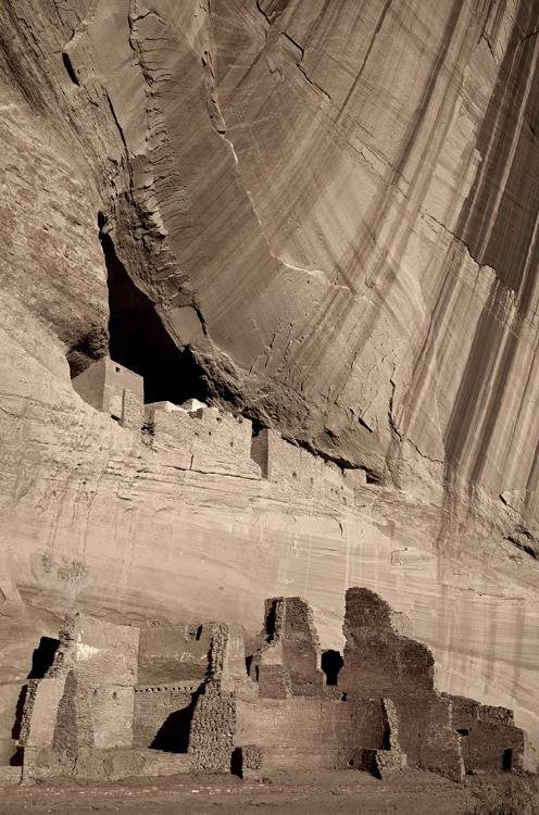 White House Ruins, Canyon de Chelly, Arizona, 2007.