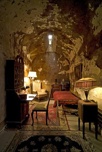 Al Capone's cell, Philadelphia, Pennsylvania, 2008.