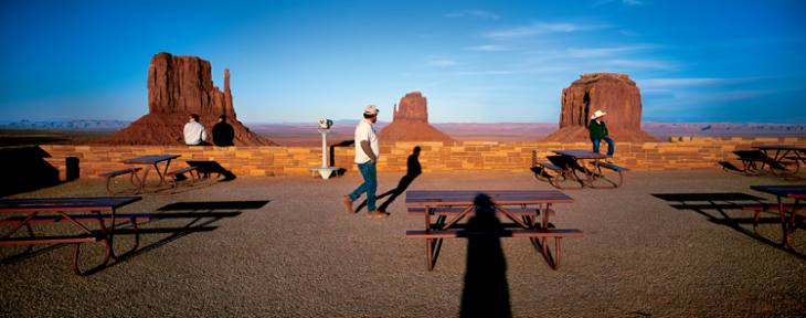 Monument Valley, 2002.