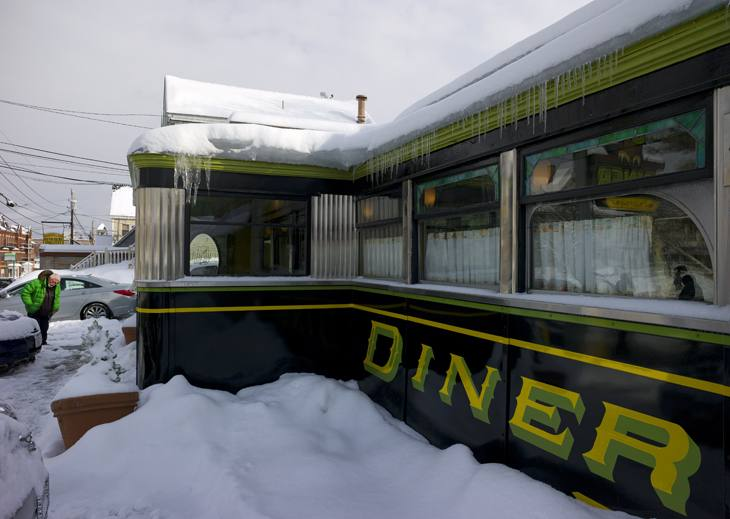 Owl Diner, Lowell, Massachusetts, 2011.