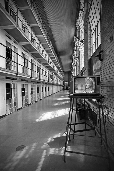 Stillwater State Prison, Minnesota, 1978.