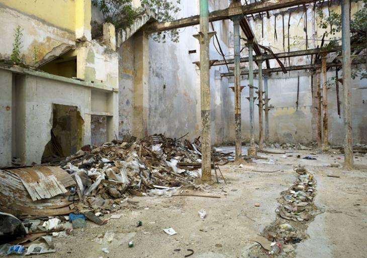 Ruins, Habana Vieja.