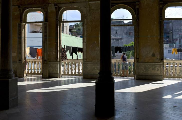 Balcony, Centro, Havana.