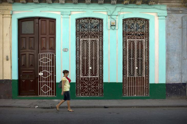 House, Centro Havana.