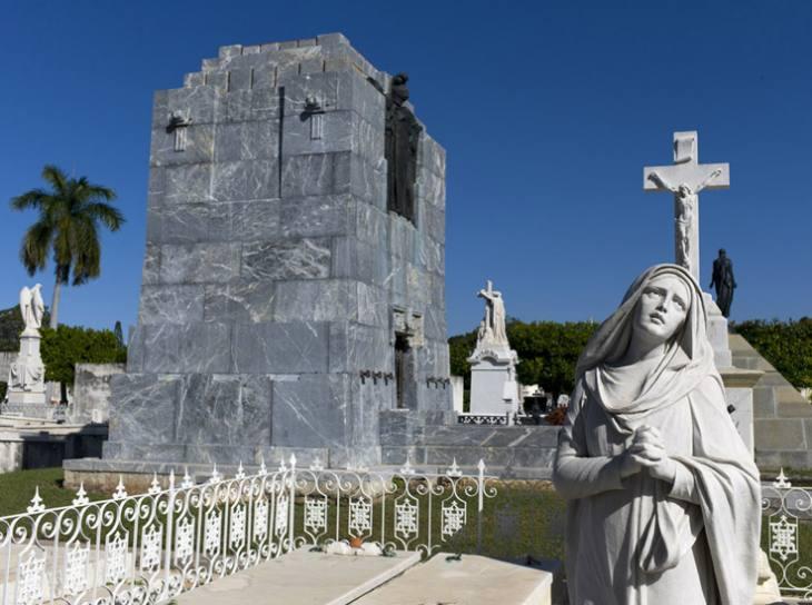 Crypts, Cemeterio Colon, Vedado, Havana.