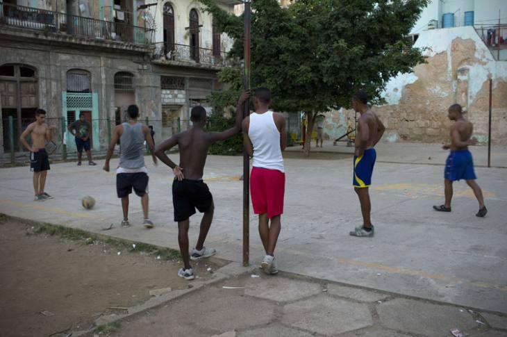 Playground, Habana Vieja.