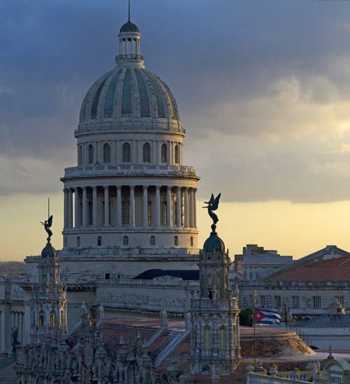 El Capitolio, Havana.