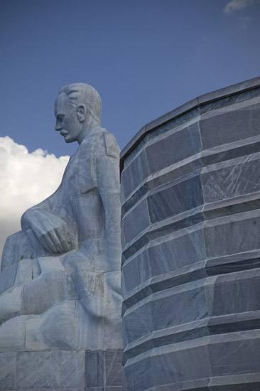 Jose Marti monument, Plaza de la Revolucion, Havana.