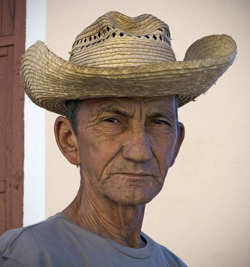 Campesino, Trinidad.