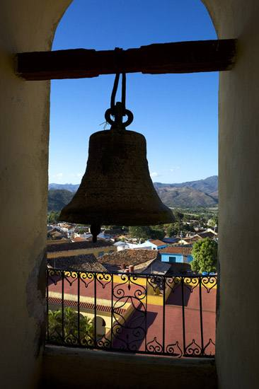Bell tower, Trinidad.