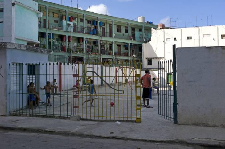 Playground, Centro Havana.